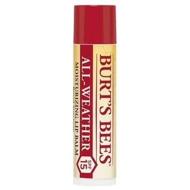 Burt's Bees Moisturizing Lip Balm All-Weather 4.25g Renksiz